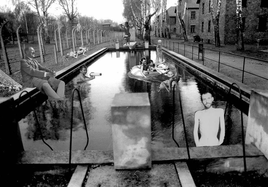That Beautiful life at Auschwitz Birch Alley
