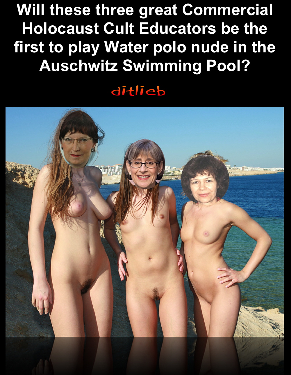 Jewish nudist family photos