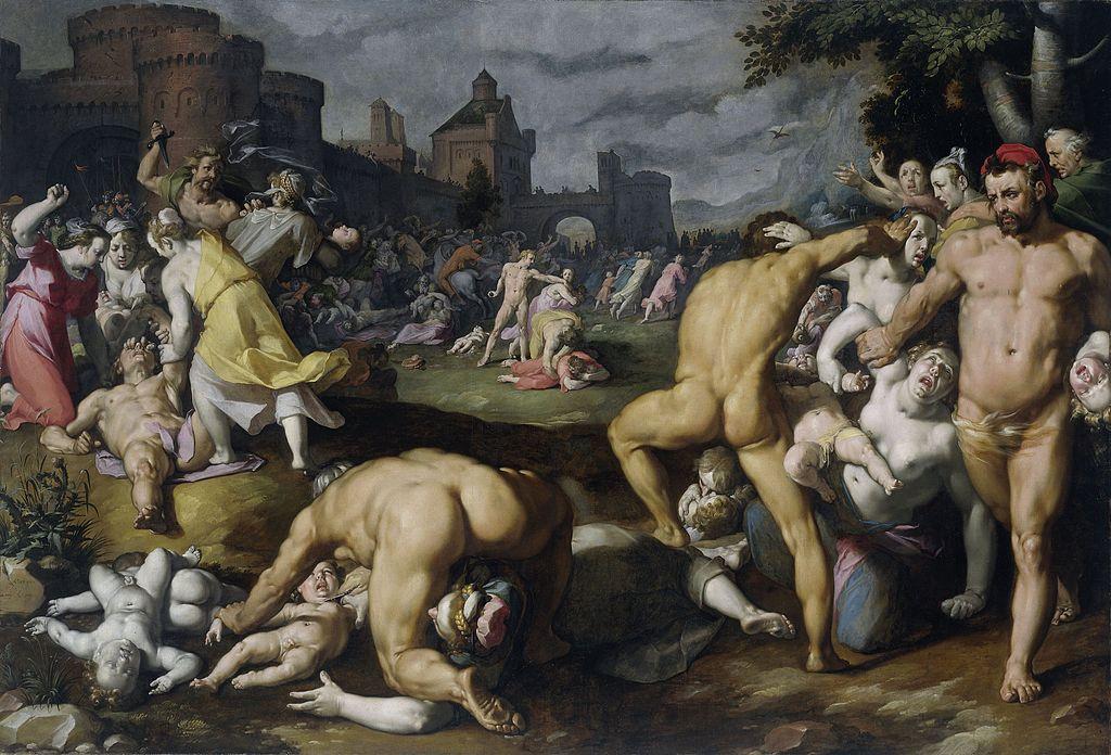 Haarlem_Bethlehem massacre